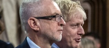 PMQs@ Boris Johnson and Jeremy Corbyn face off before election