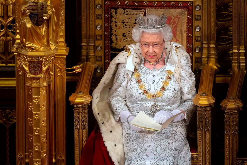 The Queen has set out a new legislative agenda for a government that can't govern