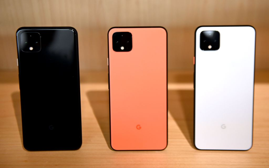 Google unveils new Pixel 4 phone as it looks to take on Apple