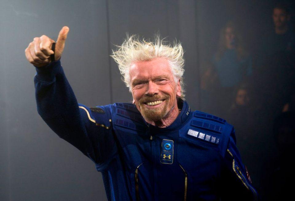 Sir Richard Branson to launch Virgin Galactic IPO
