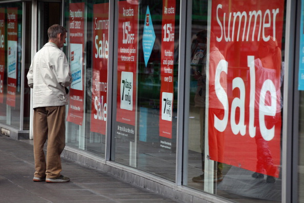 UK retail sales growth holds steady as Brexit day approaches