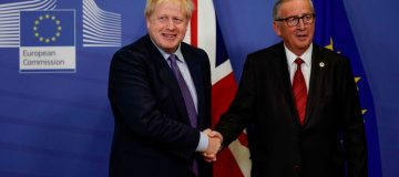 Juncker appears to rule out extension after Brexit deal agreed