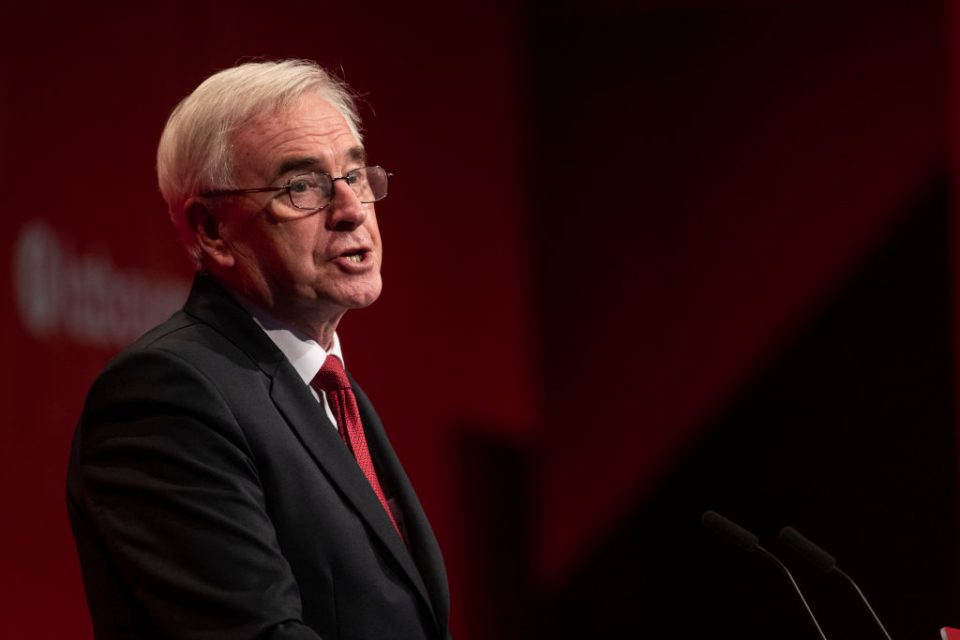 IFS: Labour's spending pledges likely to push up taxes for average earners