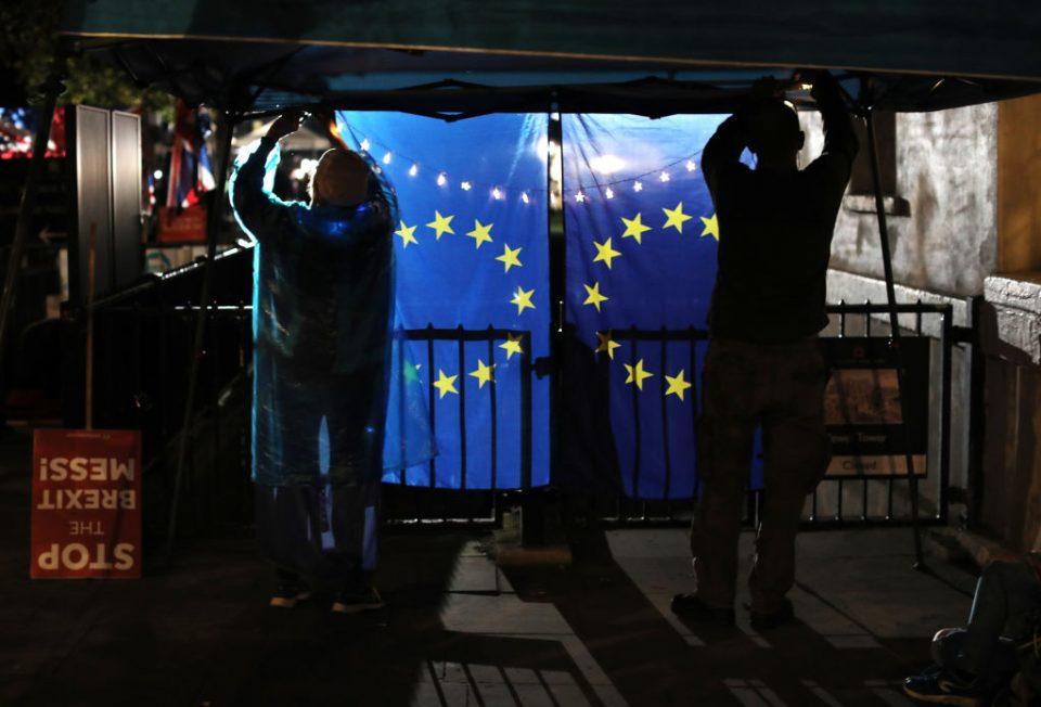 Boris Johnson 'pauses' Brexit bill after key defeat - CityAM