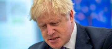 Boris Johnson is desperate for a UK general election