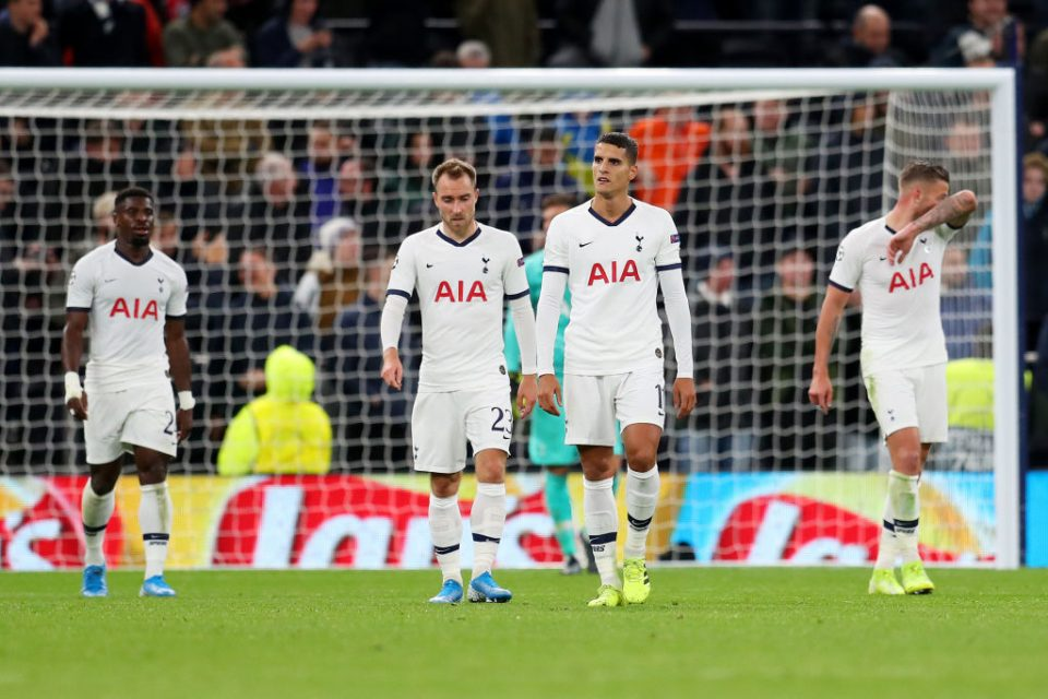 Tottenham 2-7 Bayern Munich