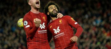 Liverpool 2-1 Tottenham: Aurier and Eriksen poor as Alexander-Arnold and Salah shine for league leaders