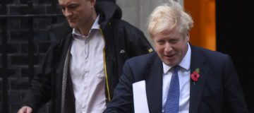 PM Boris Johnson goes fourth - with pre-Brexit date sewn into election