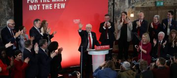 Labour begins its general election bid