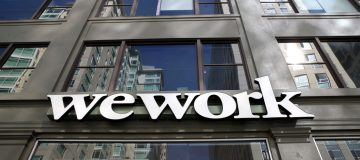 Wework losses ballooned to $1.3bn in quarter before failed float