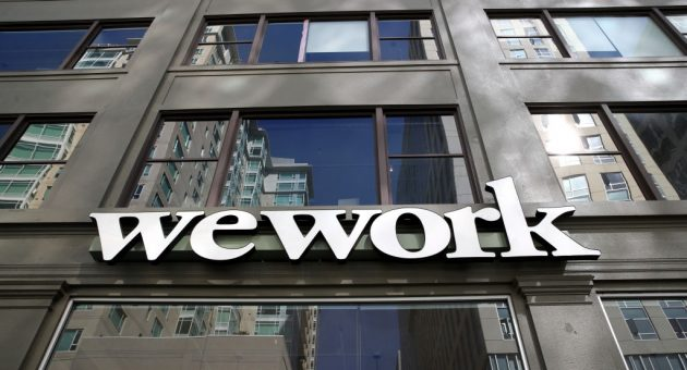 Wework in talks with T-Mobile boss over chief executive role