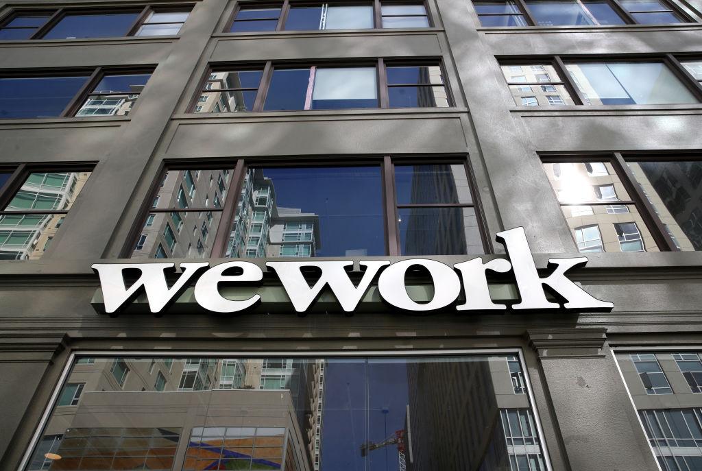 WeWork creates committee to mull financial lifeline - CityAM