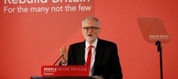 Labour leader Jeremy Corbyn's British Broadband speech in full