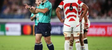 What football can learn about the implementation of VAR from the Rugby World Cup