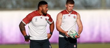 England require maximum muscle to see off Australia as unlucky George Ford misses out
