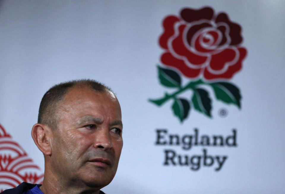 incredible prices wide varieties get cheap The outsider: England coach Eddie Jones ready for Rugby ...
