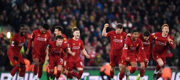 Liverpool 5-5 Arsenal: Klopp's side win on penalties as Mustafi and Keita flop and Ozil and Origi impress