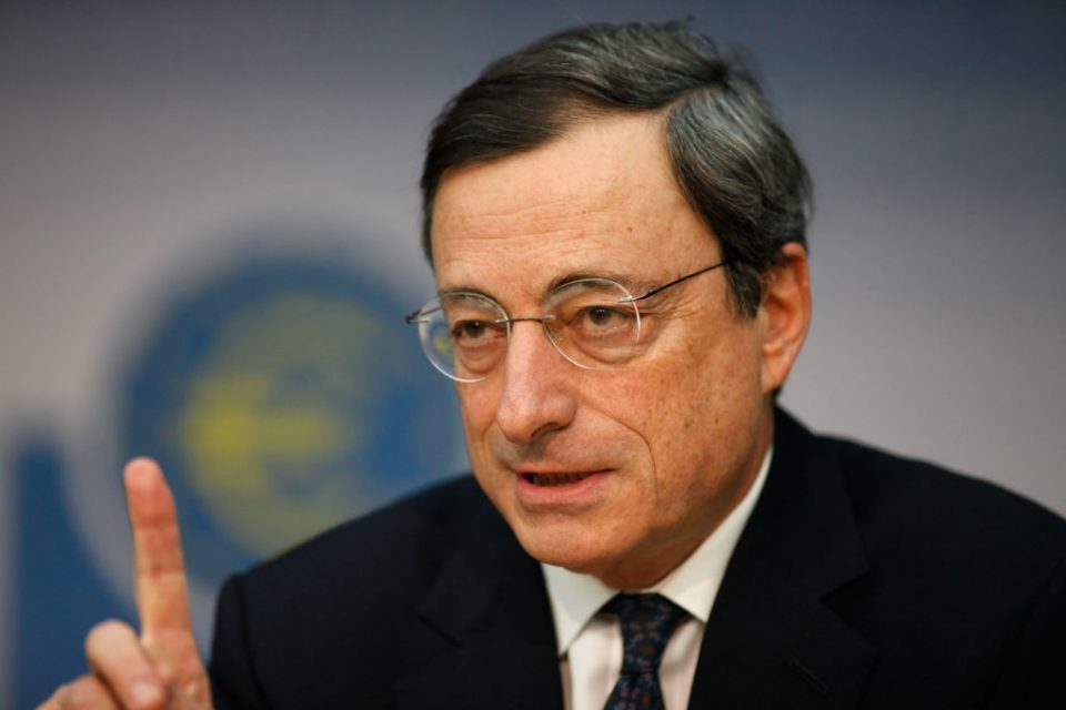 'Super' Mario Draghi's ECB odyssey comes to an end