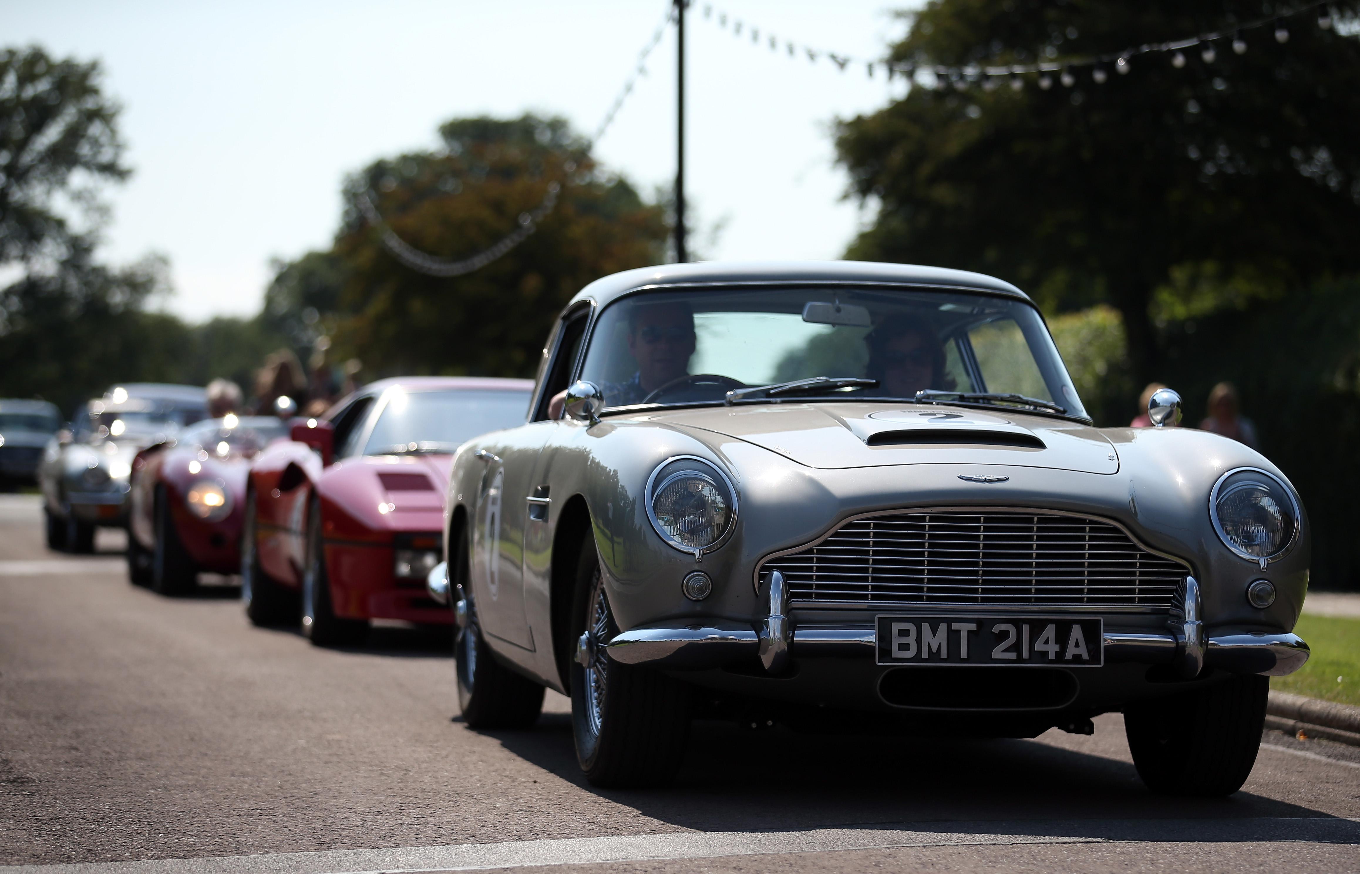 Aston Martin faces calls for board shake-up