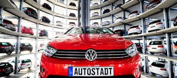 Volkswagen profits soar in third quarter despite industry malaise