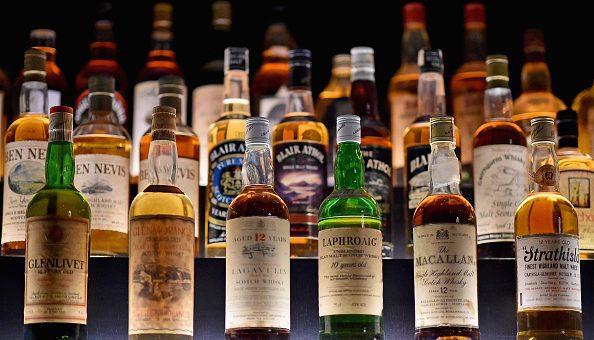 Scotch whisky producers sound alarm over new US tariffs on EU goods