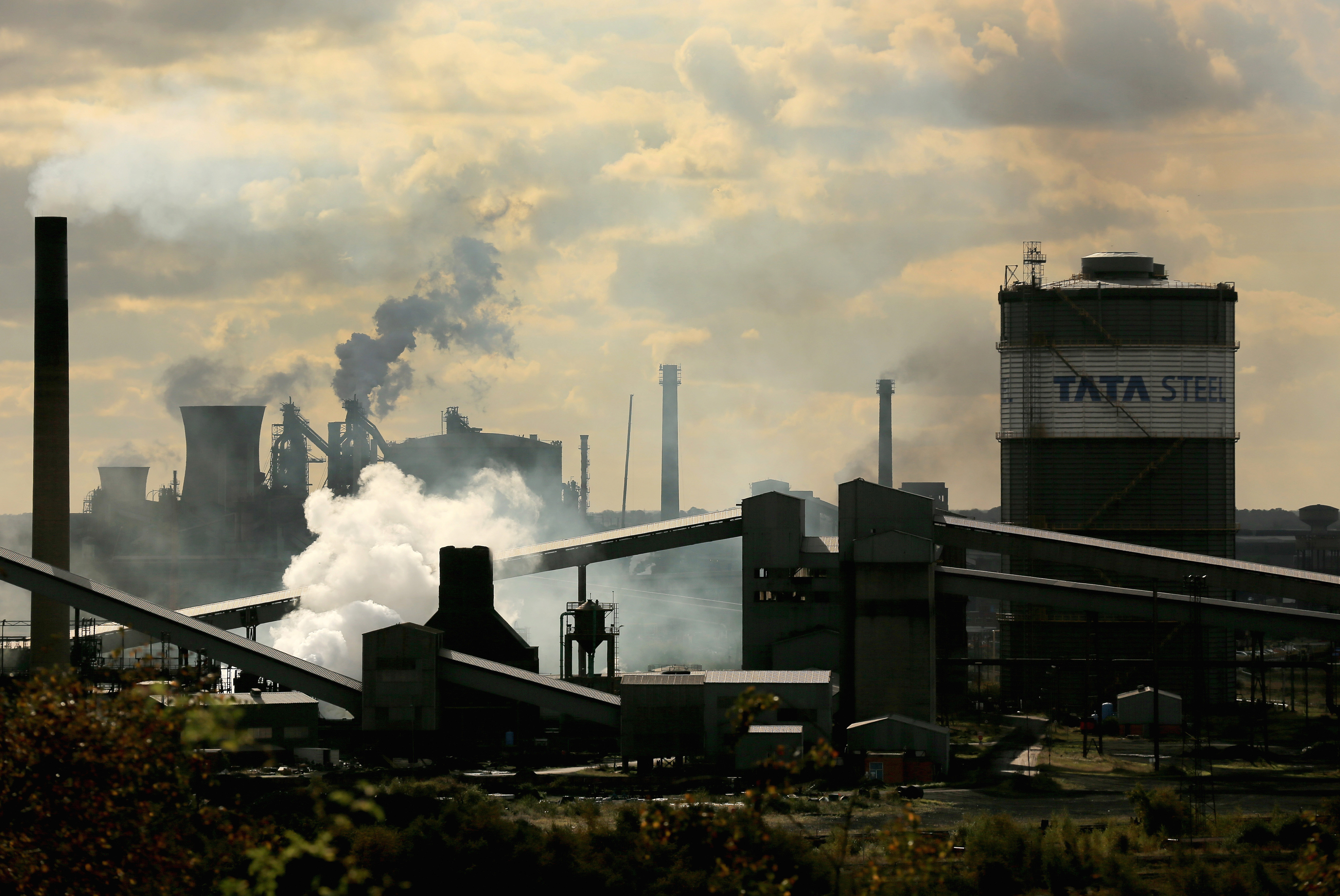 High energy prices 'threaten British steelmaking industry'
