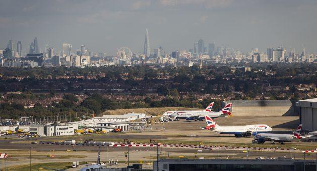 Virgin Atlantic in fresh broadside against British Airways owner over Heathrow slots