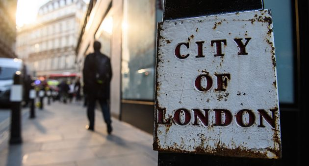 How does a vaccine affect investment sentiment in the Square Mile?