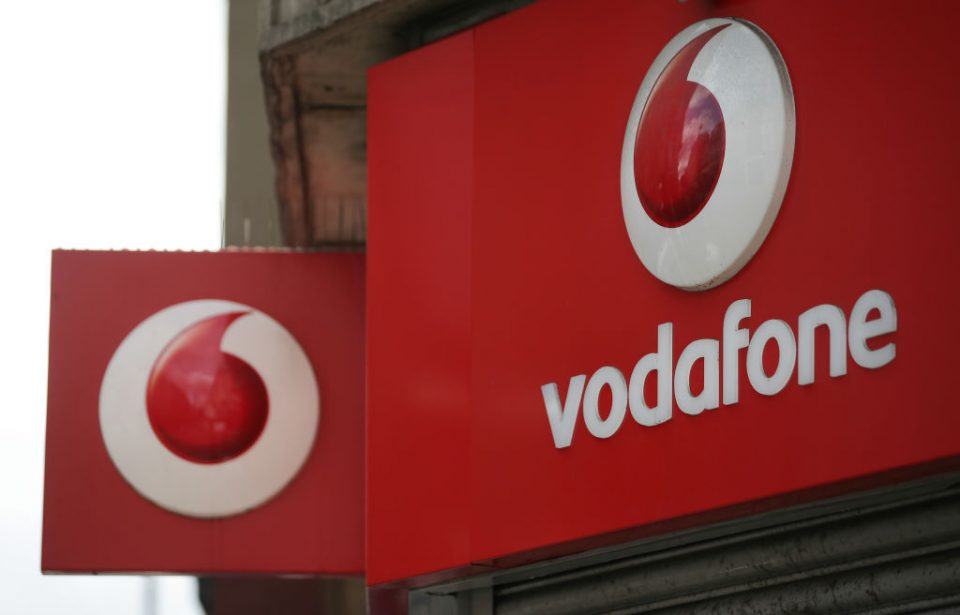 """Mobile giant Vodafone this morning hailed a """"resilient"""" performance in the first half, saying that it had """"increased confidence"""" in its full year outlook."""