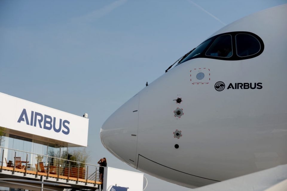 Airbus sold no new planes in November, the fourth month in which the aerospace giant has failed to do so this year.