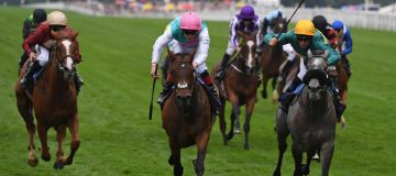 Horse Racing Betting Tips: Coronet to crown Gosden in perfect style with victory in the Champion