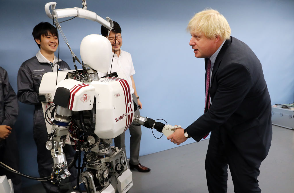 What does Britain need? More robots - CityAM