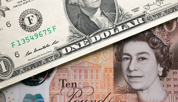 Sterling trading close to $1.30 with MPs set to vote on Brexit deal