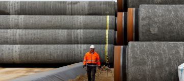 Nord Stream 2 pipeline gets the go ahead from Denmark