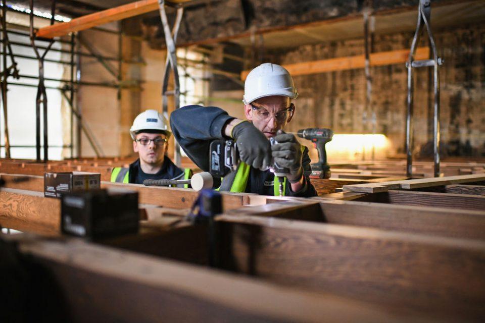 UK construction activity suffers 'devastating' drop as Brexit kills demand