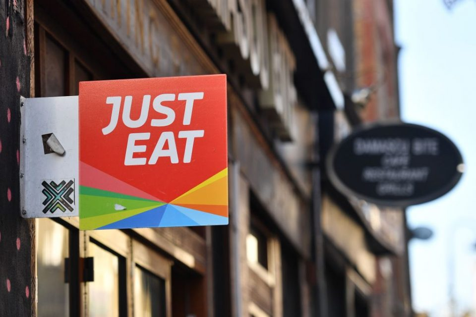 Just Eat shares fall as CMA probes Takeaway.com merger