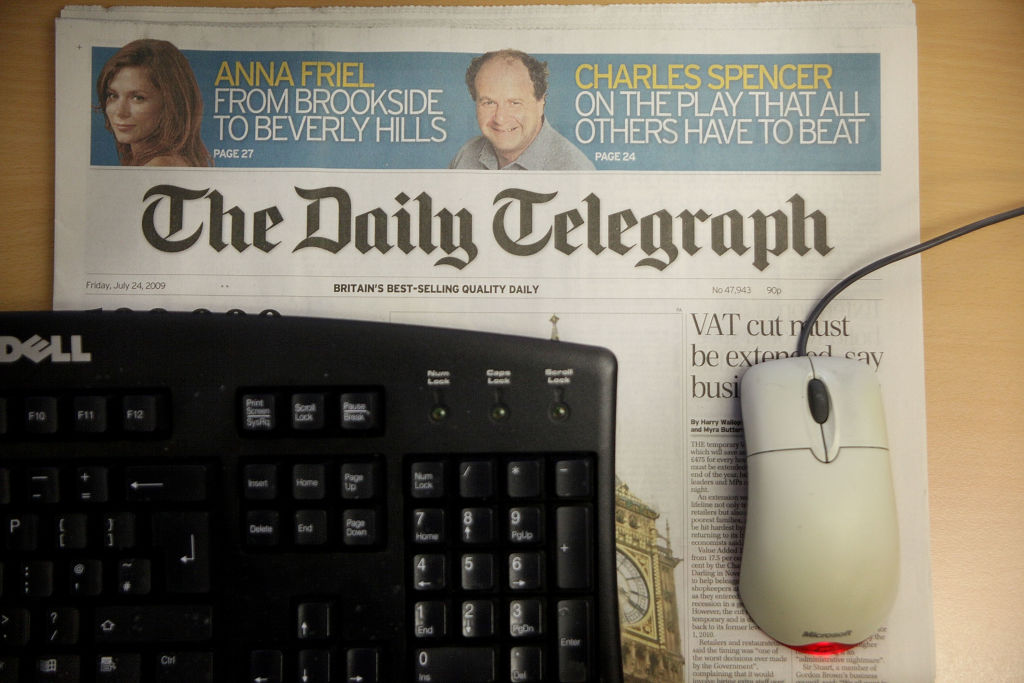 Telegraph group suffers profit slump as 'structural decline' outweighs subscriber growth