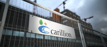 Carillion hospital projects Midland Metropolitan
