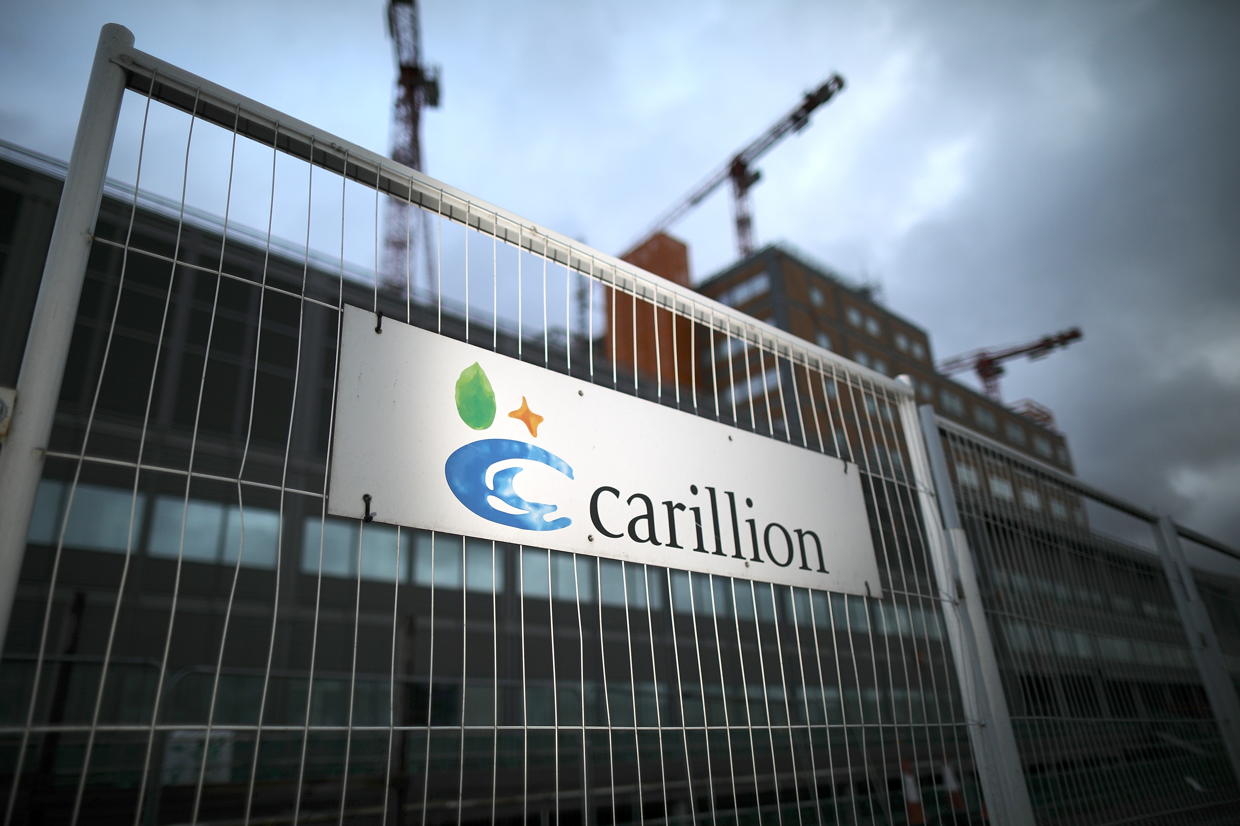 Carillion saga continues: Watchdog probes Whitehall salvage attempts on unfinished hospitals