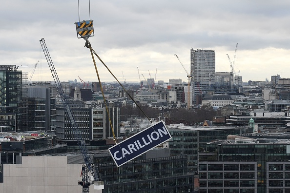 Its not just about avoiding another Carillion scandal, reforming public procurement can build a better Britain - CityAM