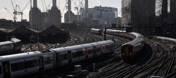 """Rail worker union the RMT has today called on the government to stop train operator South Western Railway from making """"swingeing"""" cuts to its timetables."""