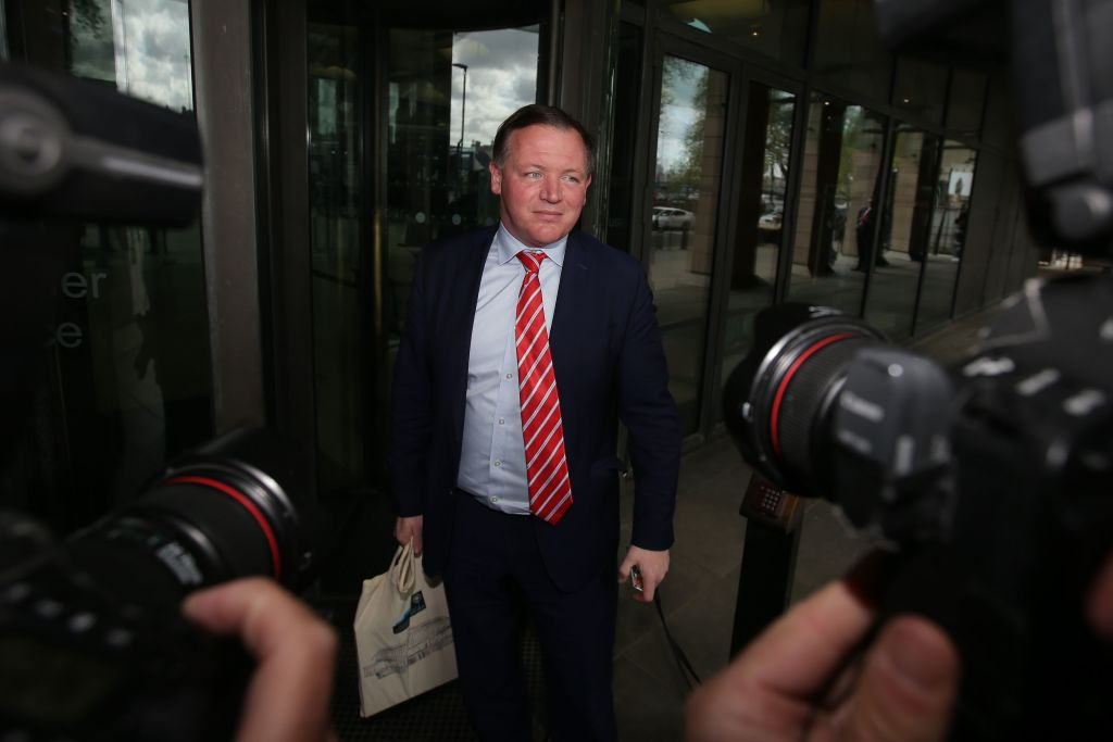 DCMS chair Damian Collins calls for crackdown on fake news spread by 'wealthy people'