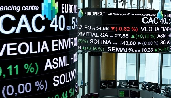 European stock markets fall on China data and Brexit