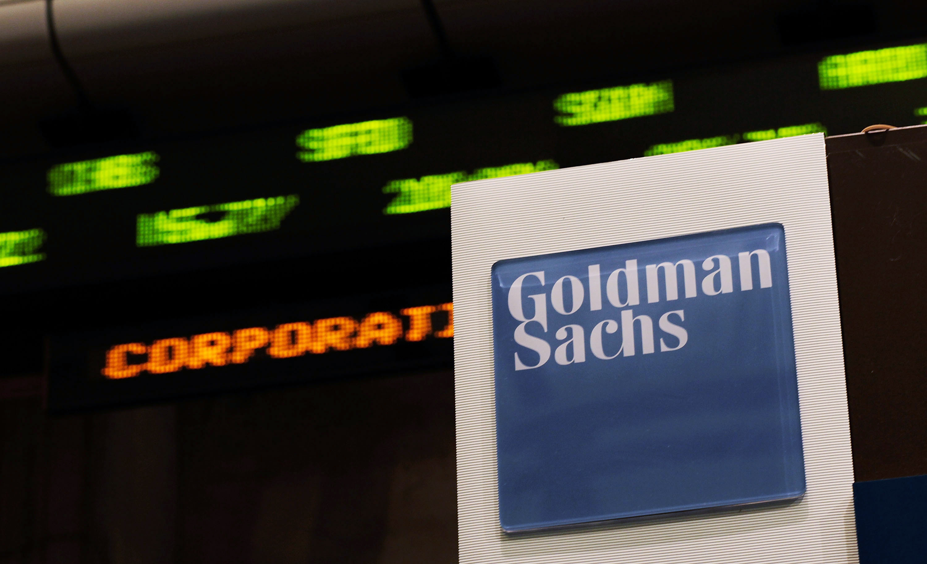 Goldman Sachs introduces gender quota for floats