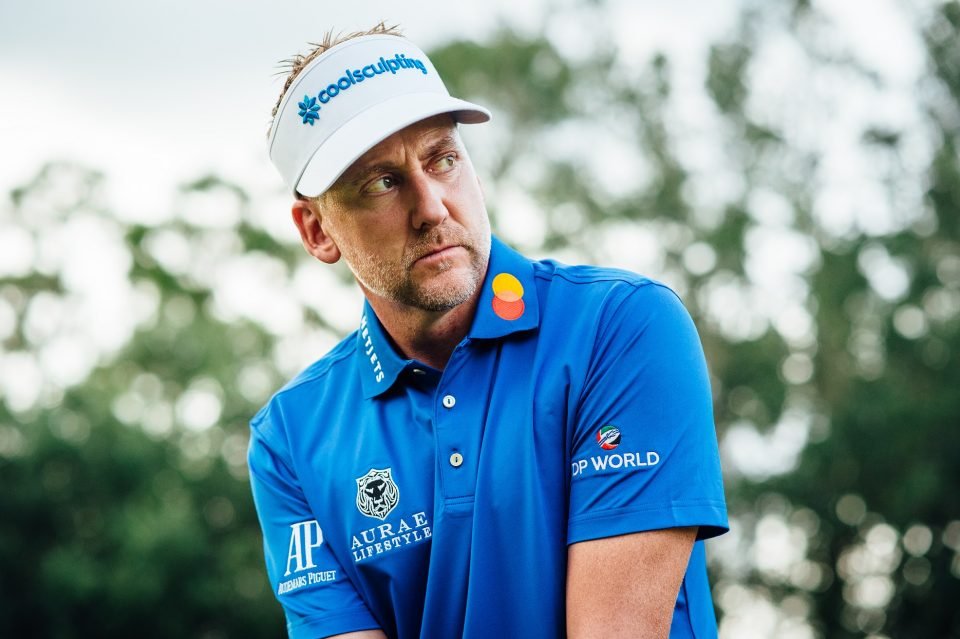 Ian Poulter is aiming to end the season strongly