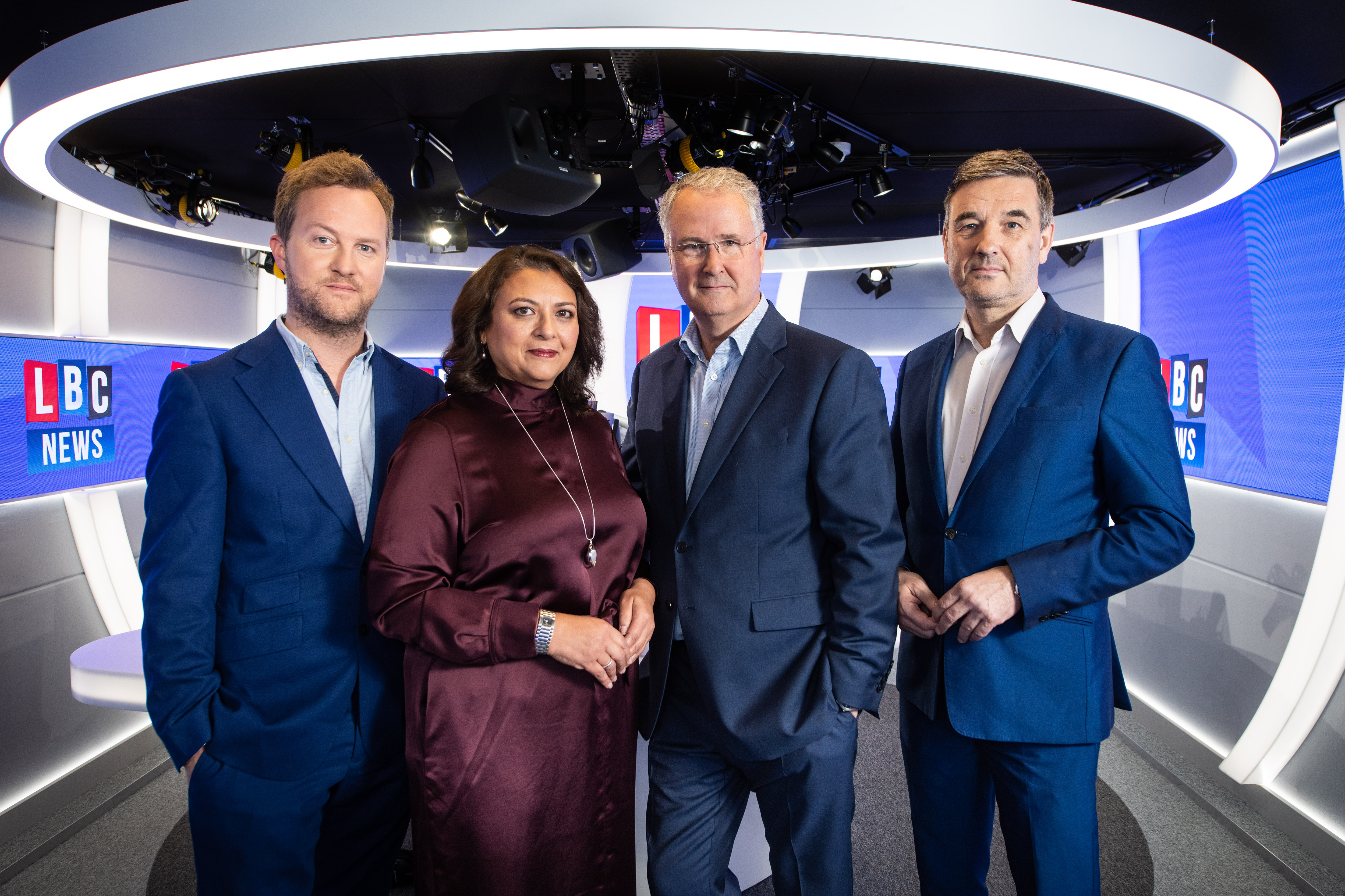Global launches 24-hour rolling news radio station LBC News