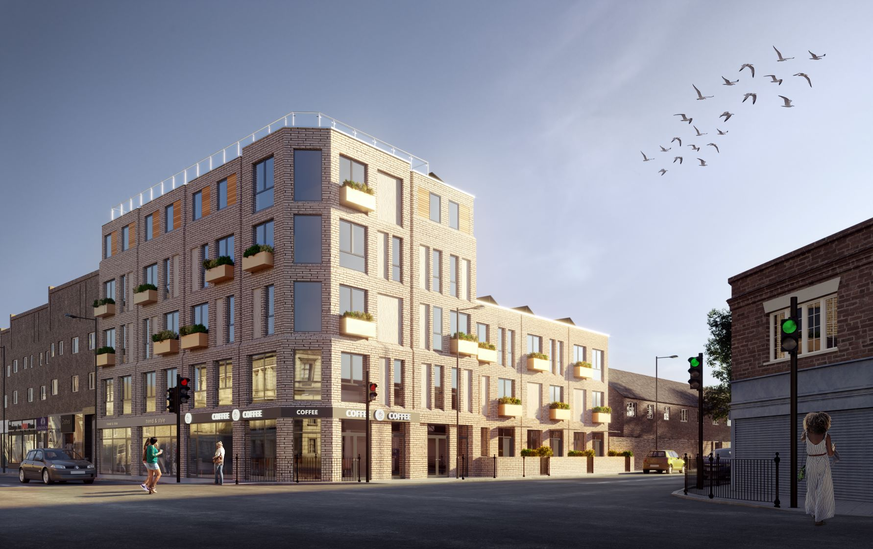 New builds: Homes on the market in London this week, from a former Bermondsey pub to a Deptford tower with City views