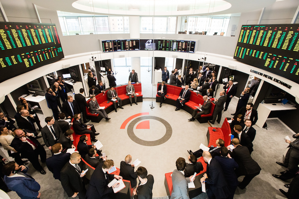 LME to hike fees eight per cent next year
