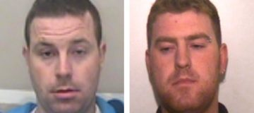 Ronan and Christopher Hughes are wanted by police in connection with the Essex lorry deaths