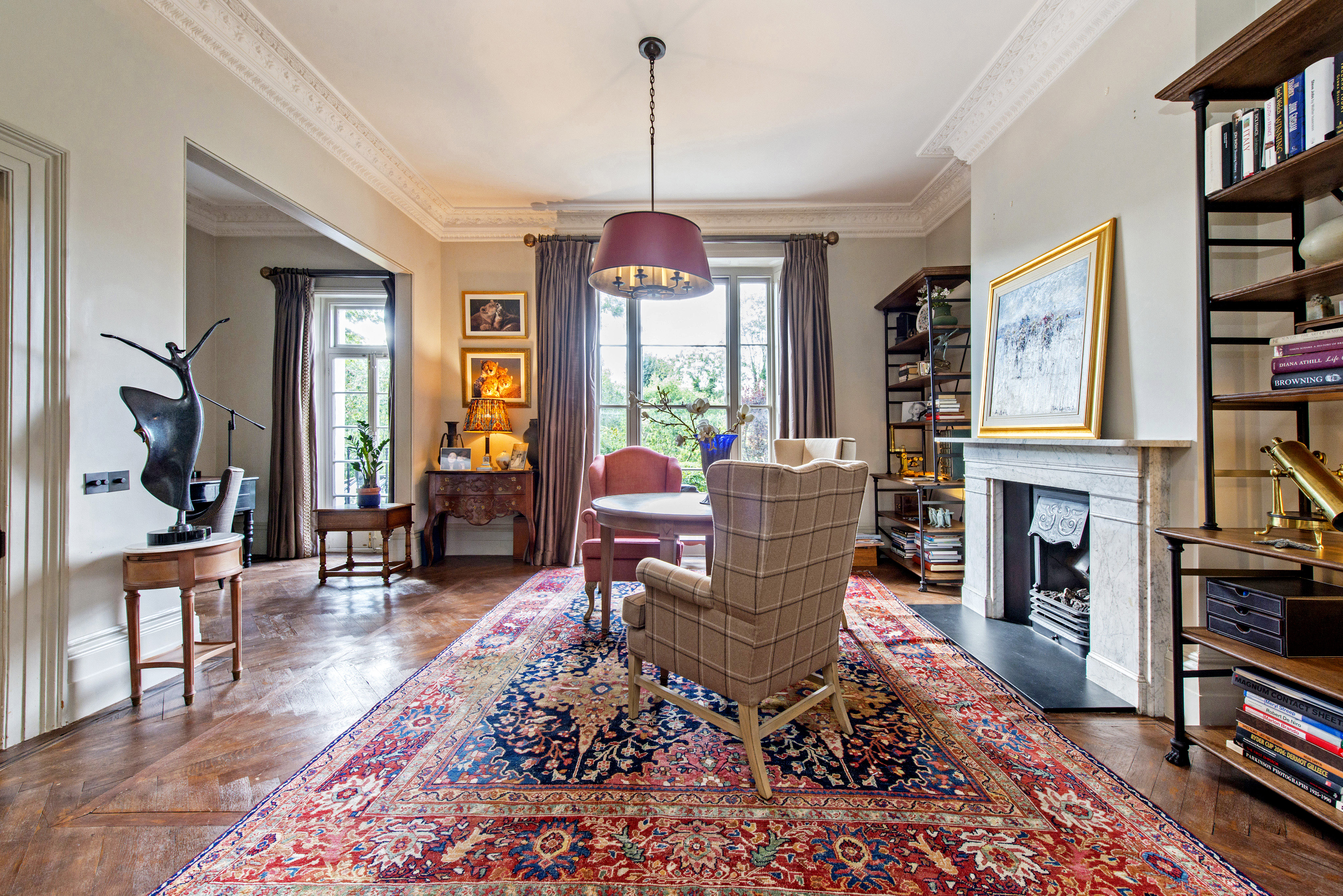 Interiors: Why country houses are inspiring autumn's best-dressed homes